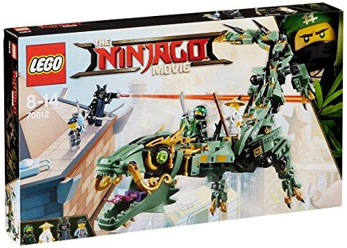 LEGO Ninjago - Dragón mecánico del Ninja Verde (70612)