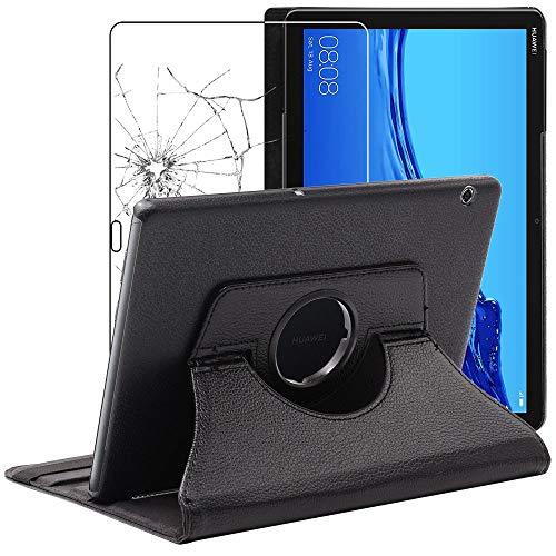 ebestStar - Compatibile Cover Huawei MediaPad T5 10.1 Custodia Protezione Pelle PU con Supporto...