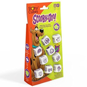 The Creativity Hub Rory's Story Cubes Scooby Doo– Juguete , color/modelo surtido
