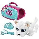 Giochi Preziosi Pet Parade, Carry Kit con Cucciolo e Portantina, Rosa/Blu