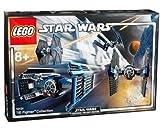 LEGO 10131 TIE-Fighter Collection 4er Set