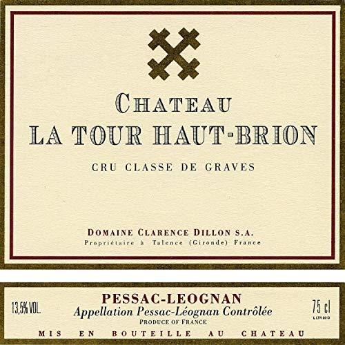 CHÂTEAU LA TOUR HAUT BRION 1989, Pessac Leognan - Cru Classé