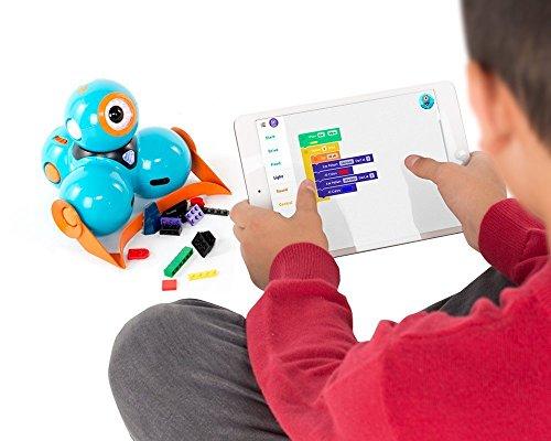 51b5DpvTttL - Wonder Workshop Accesorios para Dash & Dot - Juguete para Aprender a Programar