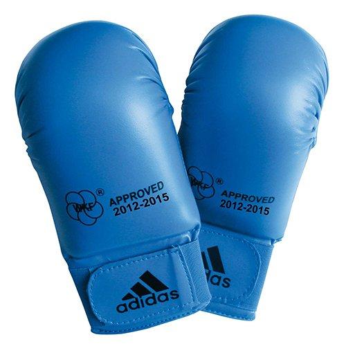 Guanti da Karate-Kumite/Fit-Boxe Adidas Blu Omologati WKF (XS)