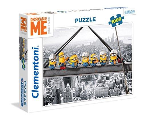 Clementoni 39370 - Minions - Puzzle 1.000 pezzi