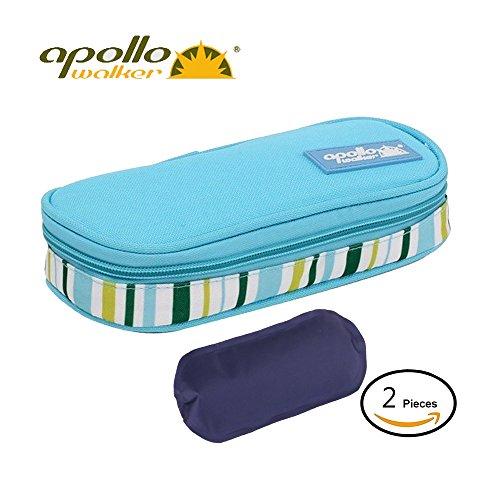 Salasinger Apollo Walker Organizzatore del diabete Dispositivo di raffreddamento medicoBorsa da...