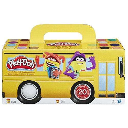 Play-Doh-Pack-super-color-20-botes-Hasbro-A7924EU6