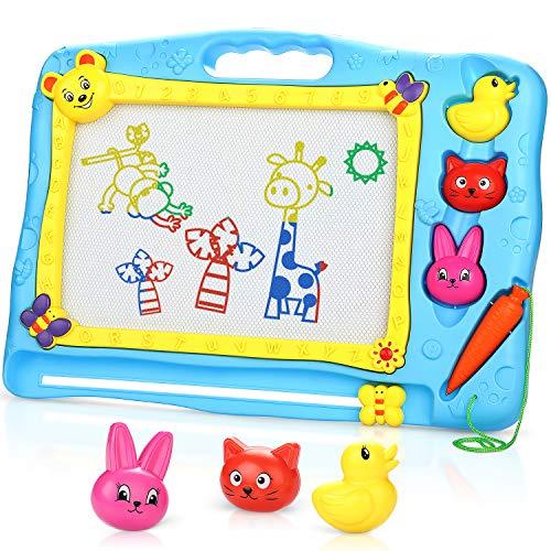 Fivejoy Lavagna Magica, Tavolo da Disegno Magnetico, Magnetica con Lavagna Magica per Bambini...