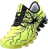 BRONAX Chaussures de Sport pour Hommes Basket à Lacets Respirant Mode...
