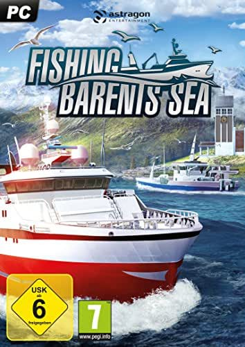 Fishing: Barents Sea, Standard, [Windows 8]