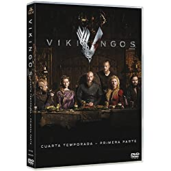 Vikingos - Temporada 4 (Volumen 1) [DVD]