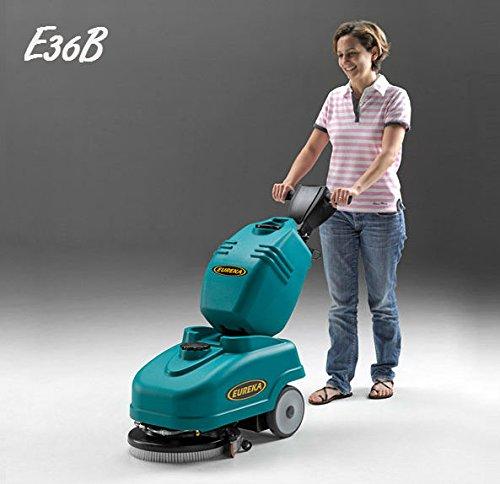 Lavasciuga pavimenti uomo a terra con batteria E36B Eureka