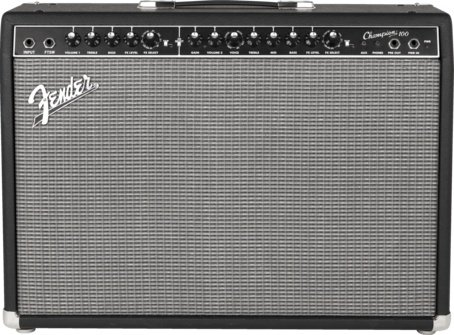 Fender 233-0406-900 Champion 100 Electric Guitar Combo