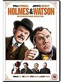 Holmes & Watson [DVD] [2018]