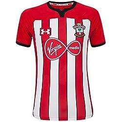 Under Armour 191480494202 Southampton FC Home - Camiseta réplica para Hombre, Color Rojo (602), Talla Grande