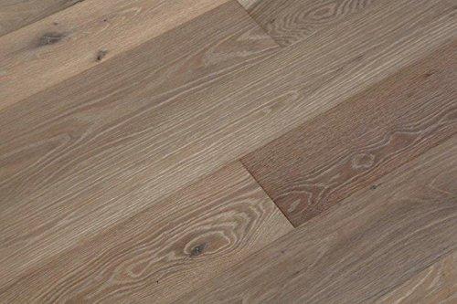 Parquet europea. In legno di rovere, Click di connessione, leggero lavorate, oxidativ Bianco oliato,...