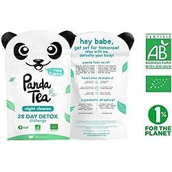 Panda Tea - Night Cleanse - 28 sachets coton