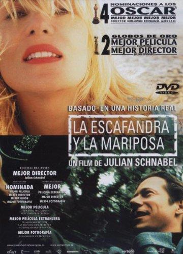La escafandra y la mariposa [DVD]