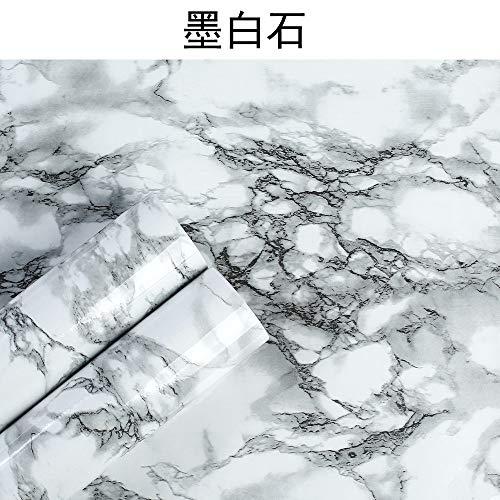 Densa lucida marmo artificiale impermeabile Mobile TV contesto etichette autoadesive carta da parati...