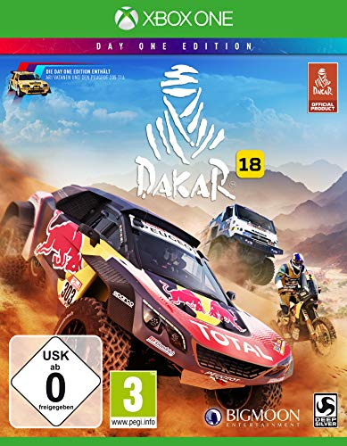 Dakar 18 Day One Edition [Xbox One]