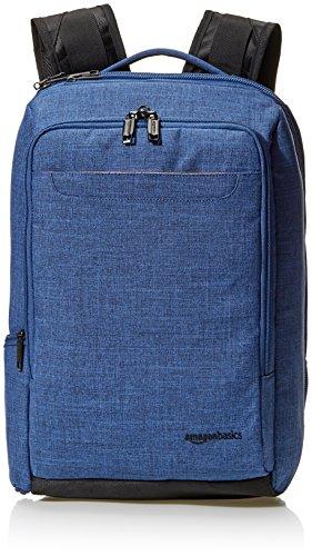 AmazonBasics - Zaino da viaggio compatto, Per un pernottamento, Blu