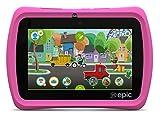 LeapFrog Epic 7 Android-based Kids Tablet 16GB, Pink Color: Pink, Model: 31577, Toys & Gaems