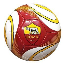 Pallone Calcio Roma di Cuoio Misura 5 Prodotto Ufficiale 100%
