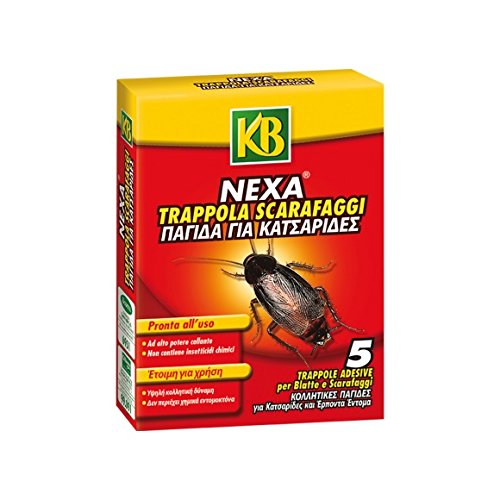 Trappola per blatte e scarafaggi Nexa KB
