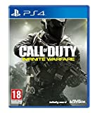 Activision Call Of Duty: Infinite Warfare Standard Edition w/ Extra Content and Pin Badges (Exclusive to Amazon.co.uk) (PS4)