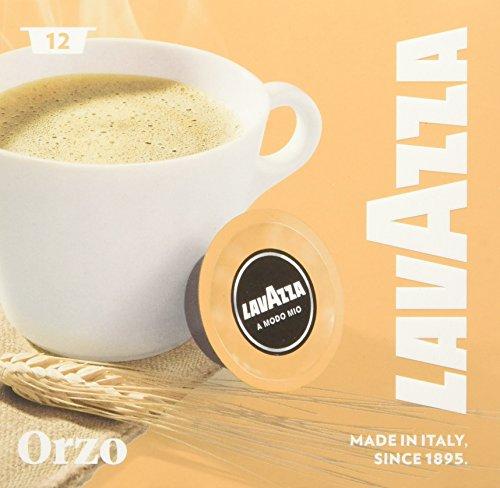 Lavazza Amm Orzo Monodose di Caffè - 12 Capsule