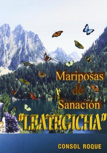"""Mariposas de sanacion """"leategicha"""""""