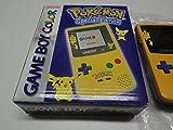Game Boy Color Pokemon Special Edition