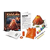 4m kidz labs volcano making kit instructions