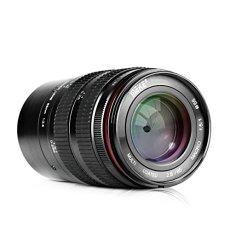 Meike Optics MK 85mm f2.8 Macro - Teleobjetivo con Enfoque Manual