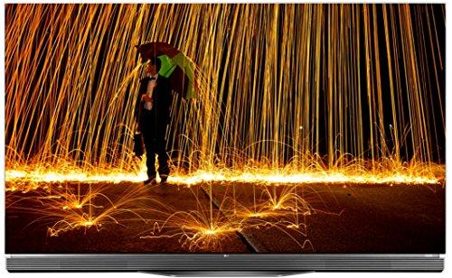 LG OLED55E6D 139 cm (55 Zoll) OLED Fernseher (Ultra HD, Dual Triple Tuner, Smart TV, 3D plus)