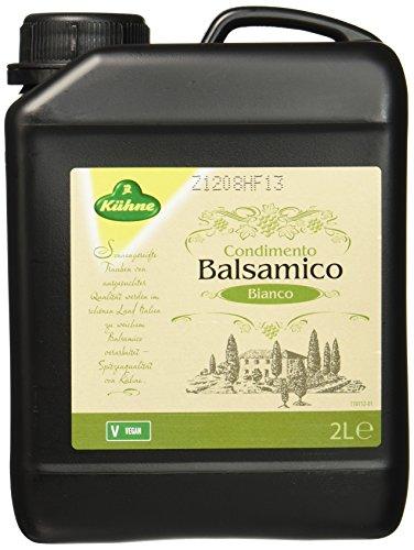 Kühne Condimento Balsamico Bianco, 2 L Kanister, 3er Pack (3 x 2 L)