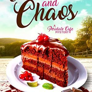Chocolate Cake and Chaos (Peridale Cafe Cozy Mystery Book 4) 51czYSo8JuL