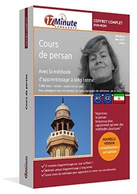 Cours de persan : coffret complet (A1-C2). Logiciel pour Windows/Linux/Mac OS X. Apprendre le perse avec la méthode unique d'apprentissage à long terme