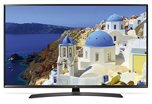 LG 49UJ634V 49' 4K Ultra HD Smart TV Wi-Fi Black LED TV - LED TVs (124.5 cm (49'), 3840 x 2160...