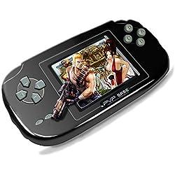 """Anbernic Handheld Spielkonsole,2.8"""" Zoll 168 Klassische Spielkonsole Konsole (schwarz)"""