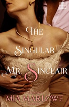The Singular Mr. Sinclair (The House of Lovell) by [Marlowe, Mia]