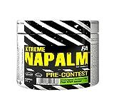 FA Nutrition Xtreme Napalm Pre-contest