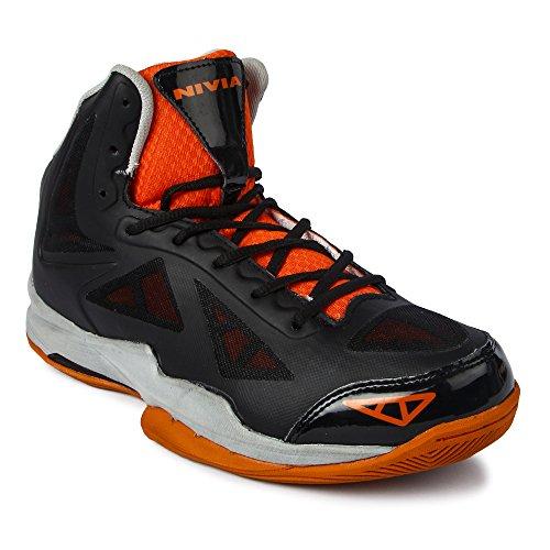 Nivia Typhoon Basketball Shoes 4