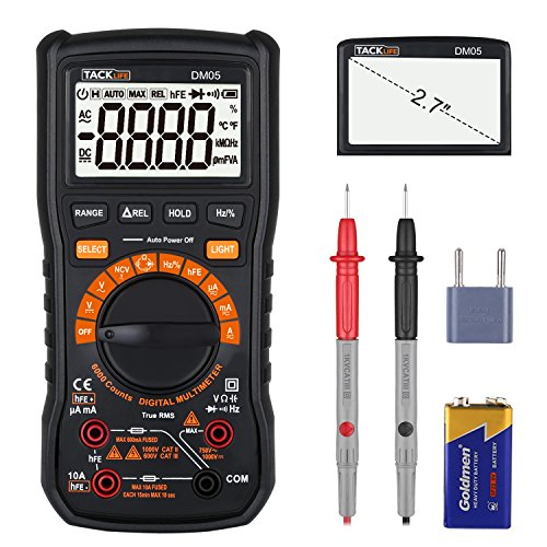 Multimeter Tacklife DM05