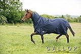 Gallop Trojan 0g Chemise de pluie avec col full - EU 135cm