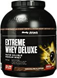 Body Attack Extreme Whey Deluxe, Chocolate Cream, 2,3kg Dose