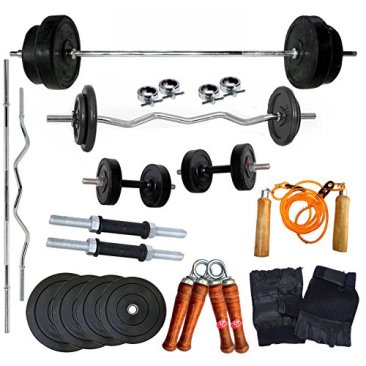 Generic Home Gym Combo, 20Kg 2