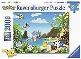 Ravensburger- Puzzle 200 Piezas XXL, Pokémon (12840)