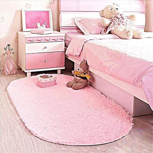 Tappeti ultramorbidi per bambini LIYINGKEJI Tappeto per camera Tappeti moderni Shaggy Home Decor 60...