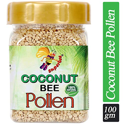 Hi-tech Natural Products (India) Coconut Bee Pollen, 100 g